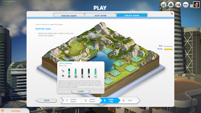 how to create a lake on simcity