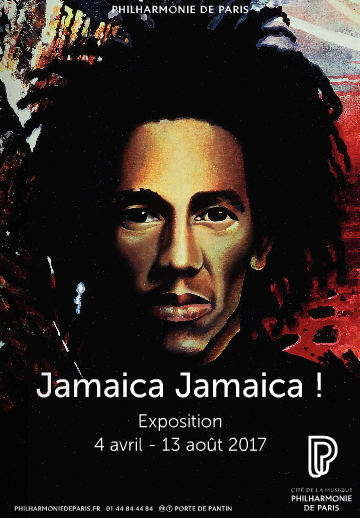 EXHIBITION ON JAMAICAN MUSIC