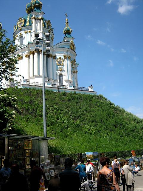 Шедевры Андреевского спуска, 2013