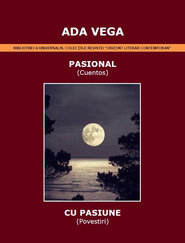 Pasional - libro editado en Bucarest - Rumania. En español y en rumano.
