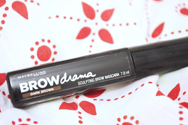 Maybelline, Brows, Maybelline Brow Drama, Review, makeup, drugstore makeup