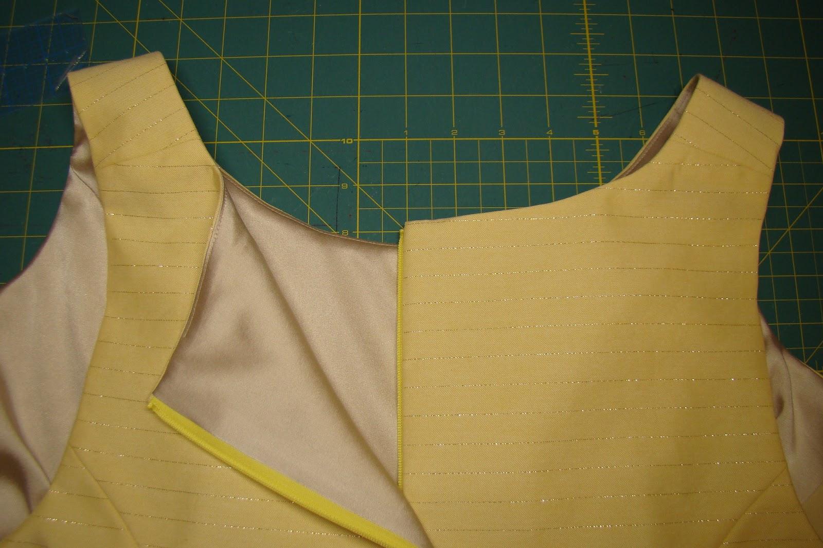 Как сшить платье из гипюра с подкладом мастер класс