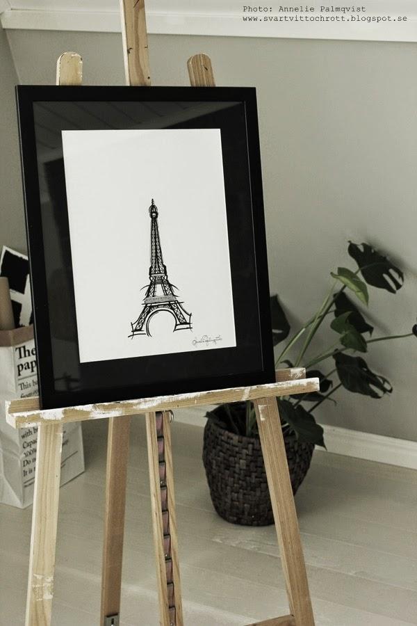 välja ram till tavlor, tavla, tavlan, tavlorna, ramar, ramarna, eiffeltorn tavla, eiffeltornet, svartvitt, svartvita, svart och vitt, tryck, trycket, konsttryck, konsttrycket, poster, artprint, artprints, prints, posters