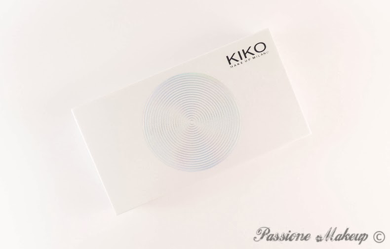 Kiko Digital Emotion Cosmic Light Eyeshadow Palette