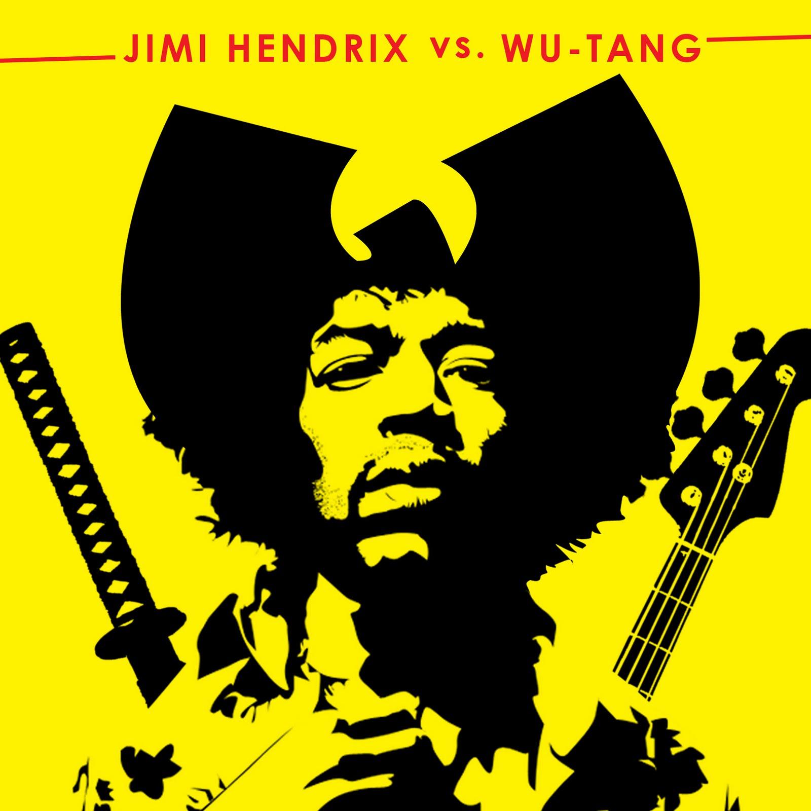 Jimi Hendrix Tattoo Designs