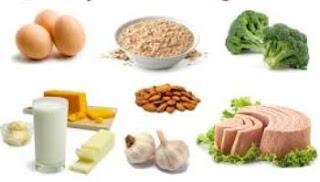 6 Makanan Pencegah Perut Buncit