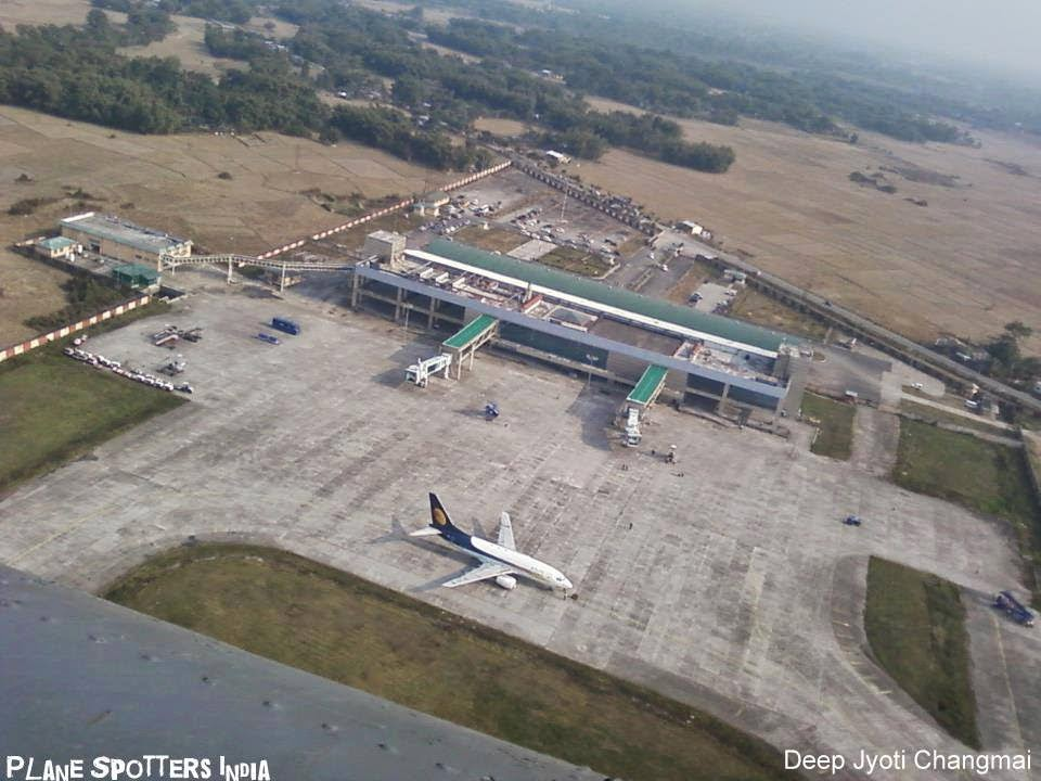 Dibrugarh India  city photo : Dibrugarh Airport | Plane Spotters India Plane Spotting & Aviation ...