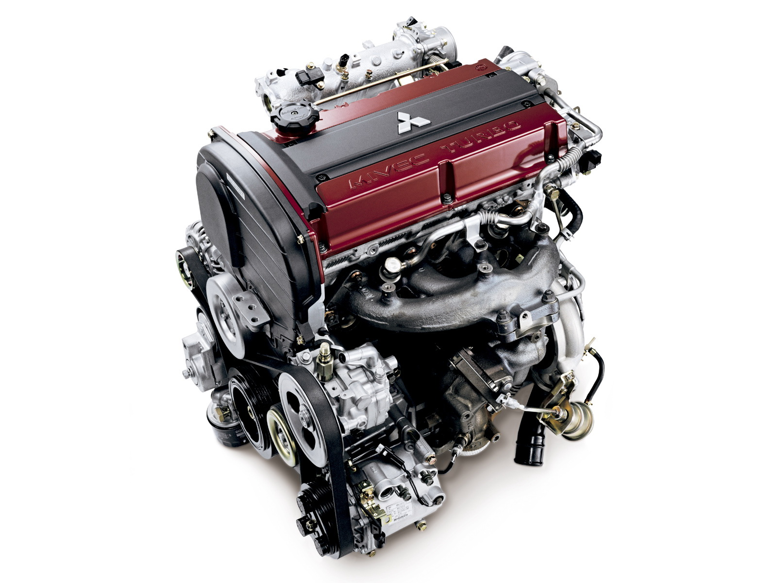 336. Mechanika #03: Silniki Mitsubishi - 4G63T & 4B11T. staryjaponiec blog