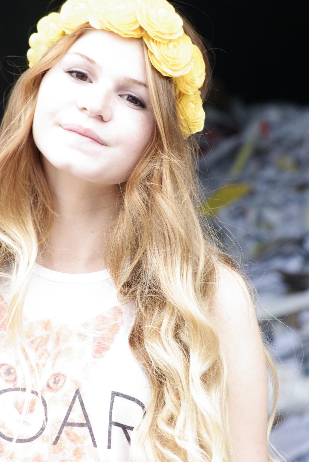 floral headbands tumblr - photo #30