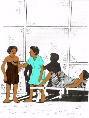 Suku Kondologit di Papua, Sebelum dan Sesudah Mengenal Bidan Bayi