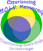 Experiencing HOLY Matrimony Blog