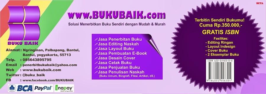 Iklan Penerbit Buku Baik