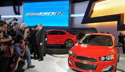 Gambar Mobil-mobil Baru di 'LA Auto Show'