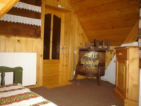 Dormitor FLORI de CAMP