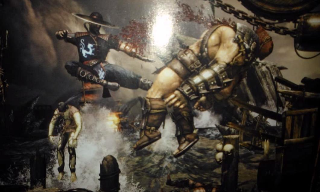 Kung Lao rivelato per Mortal Kombat X
