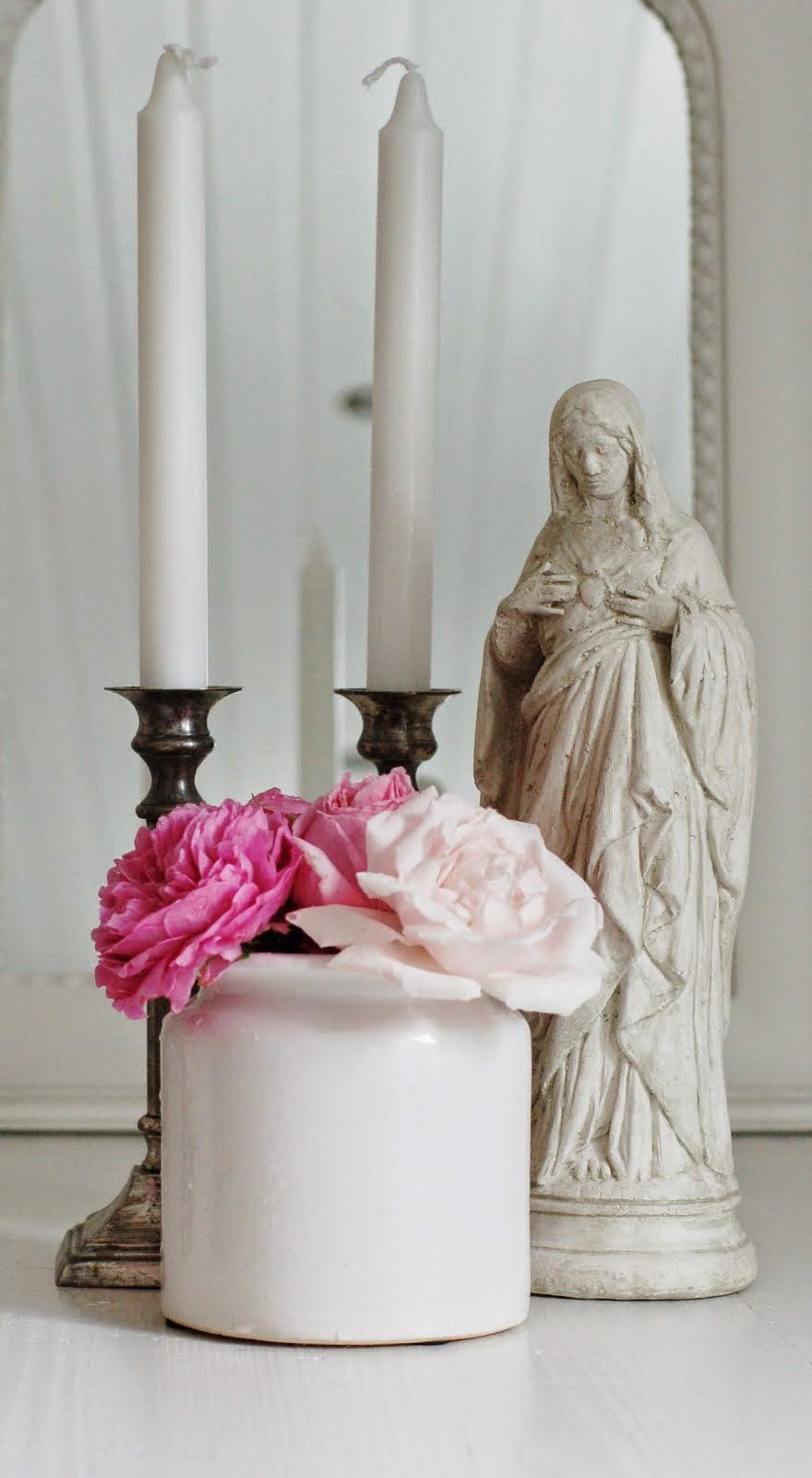 roser fra egen hage