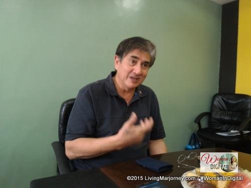 Gringo Honasan On Values and Leadership