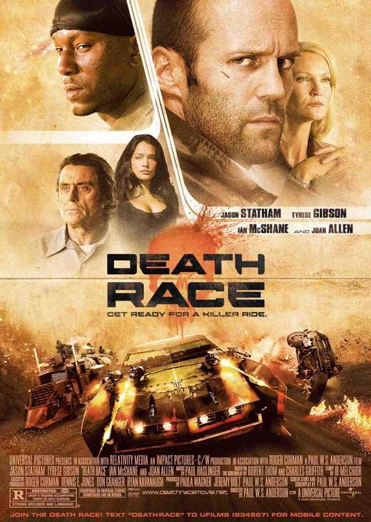Death race (La carrera de la muerte) (2008) Español Latino