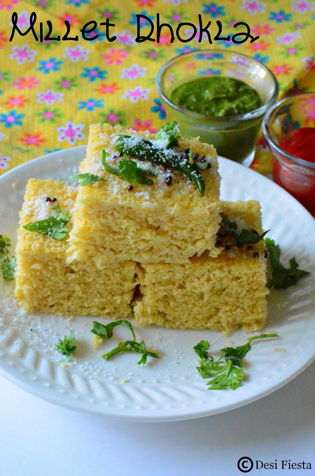 Gujarati Dhoklas  recipes