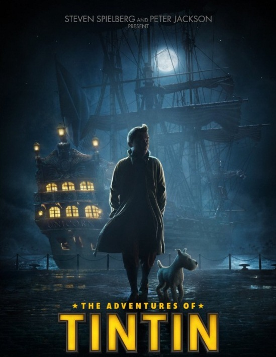 The Adventures of Tintin movie trailer download