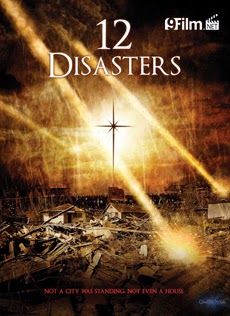 The 12 Disasters 2013 poster