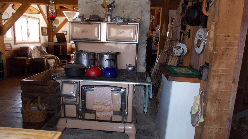 Wood Kitchen Cook Stove, part 2 - Operating Ovens and Broiler - Simpler Times: Wood Kitchen Cook Stove, Part 2 - Operating Ovens