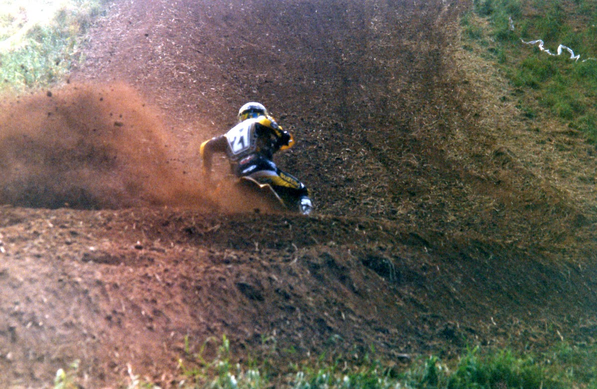 Robbie Reynard Unadilla 1998