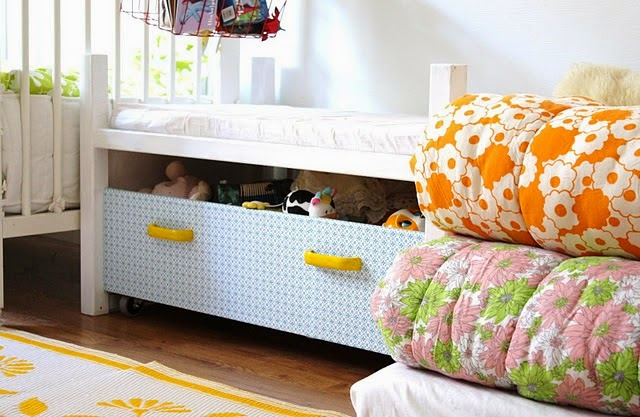 åpent hus: oppbevaring på barnerommet / kids' room storage