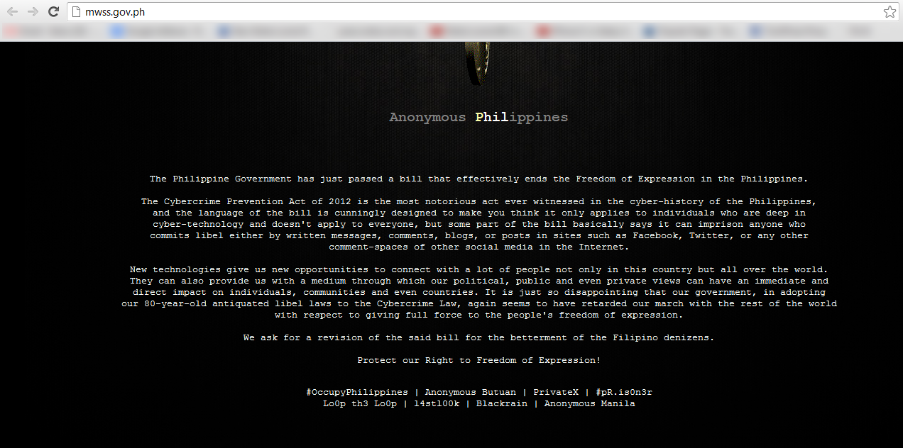mwss hacked