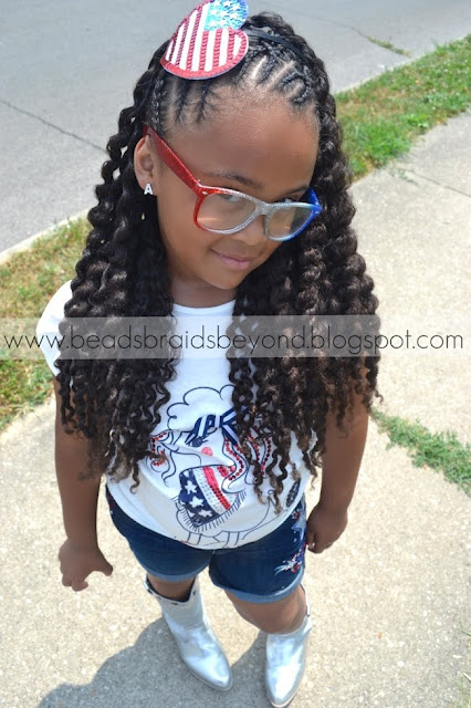 Back To School Styles For Your Curly Daughter Natural Hair Styles