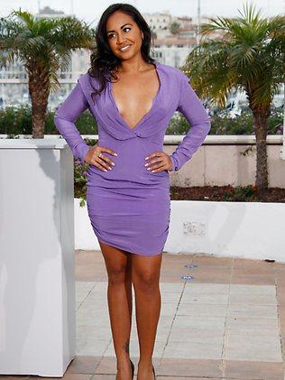 Jessica Mauboy Cannes 2012