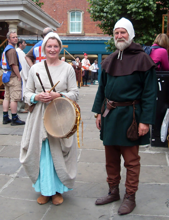 mediaeval music for the York mystery plays