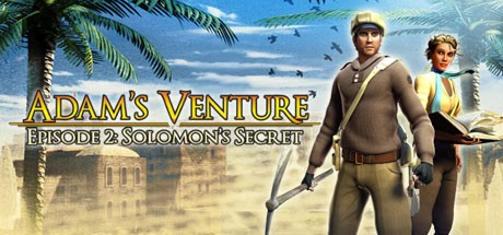 Adam's Venture 2 Solomon's Secret PC Game Free Download