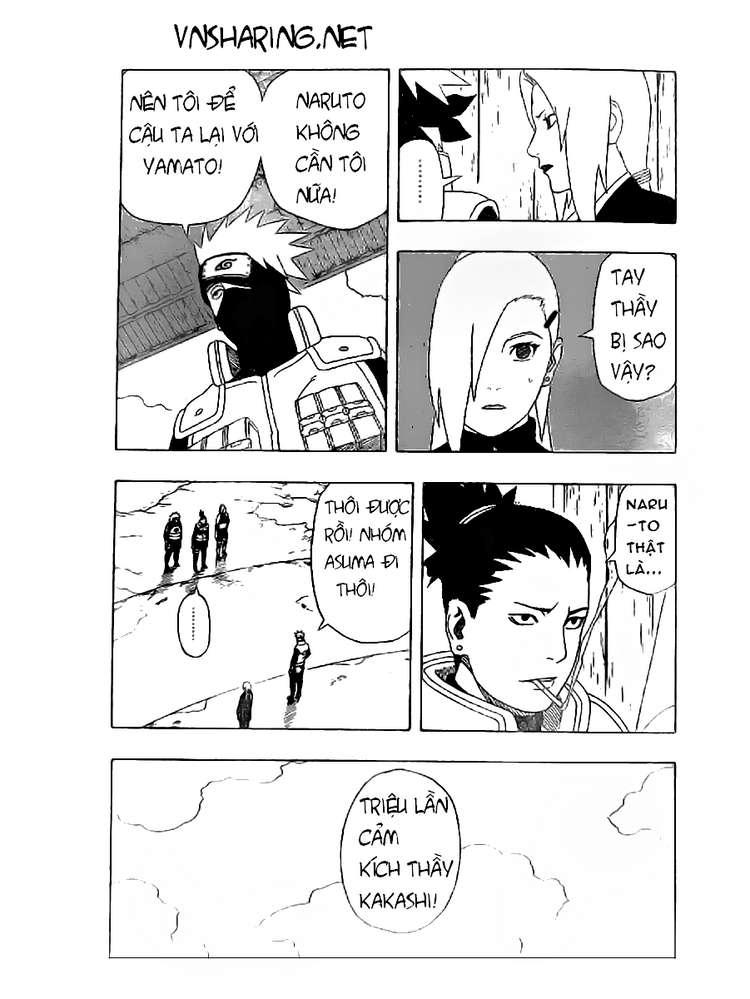 Naruto - Chapter 331 - Pic 12