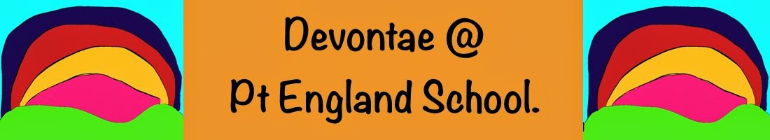 Devontae @ Pt England School