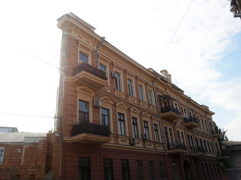 одесса+дом с одной стеной