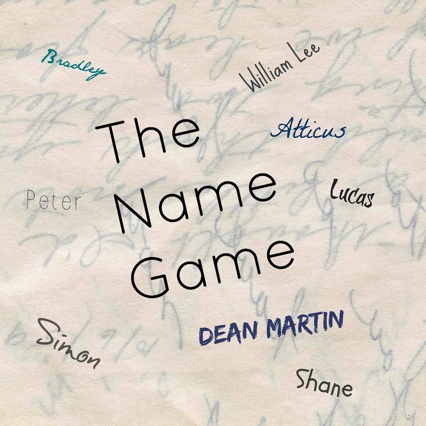 The name game...