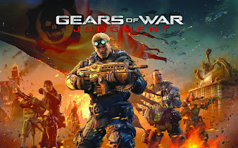 #8 Gears of War Wallpaper