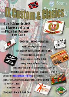 IX Custom & Clasics