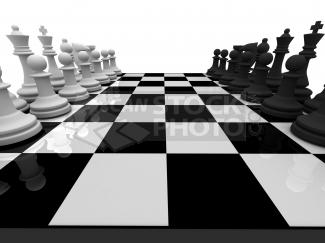 Para mí, la vida es un tablero de ajedrez; cada movimiento es un destino y cada paso un camino.