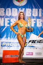 Campeã  Overall Women's Physique