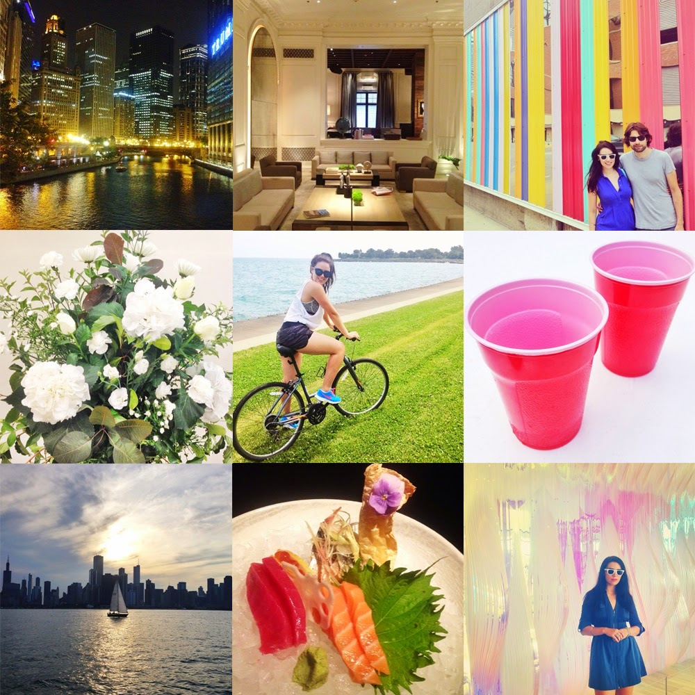 London lifestyle and travel blogger Emma Louise Layla Instagram Chicago Indianapolis
