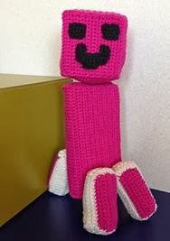 http://www.ravelry.com/patterns/library/minecraft-happy-creeper