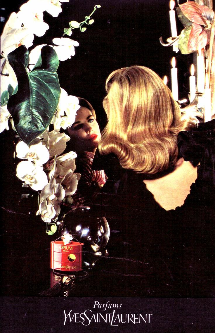 Opium 1984 campaign