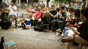 Filosofia Clínica e Música nas ruas de Porto Alegre/RS