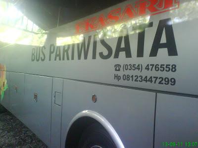 bus pariwisata kediri jawa timur