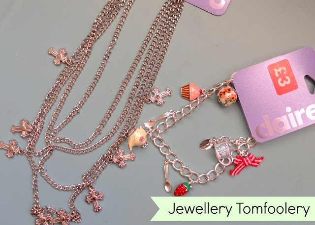 Claire's discount jewellery and accessories www.helloterrilowe.com