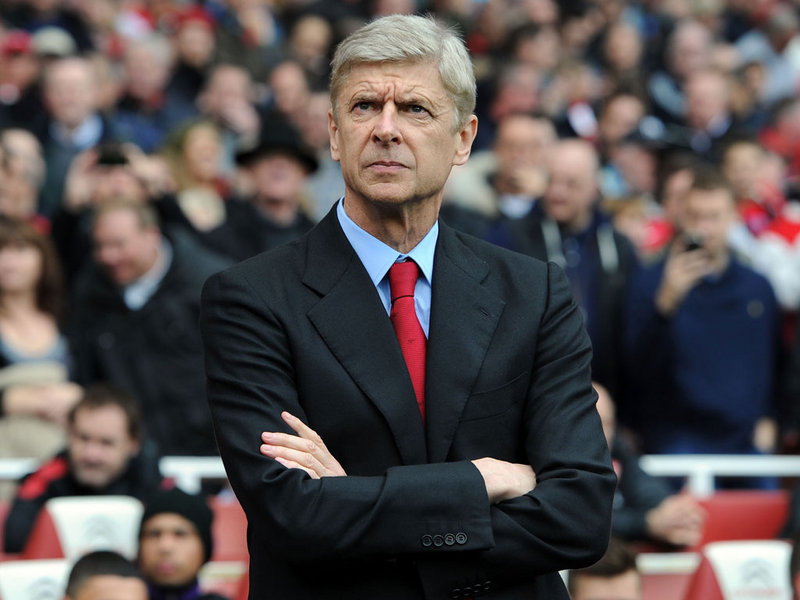 john cross arsene wenger pdf