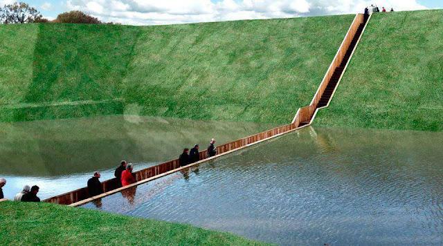 The Moses Bridge Netherlands