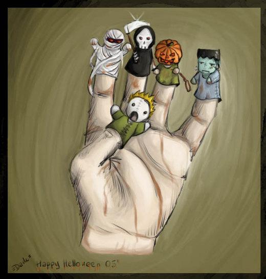 Helloween 05' por Dark-Elfka